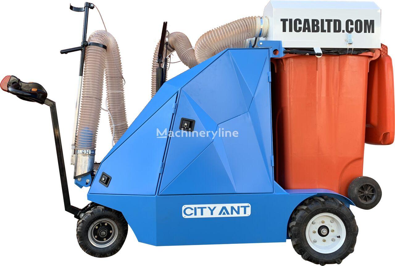 new Ulichnyy vakuumnyy pylesos CityAnt Electro/Street Vacuum CLEANER road sweeper