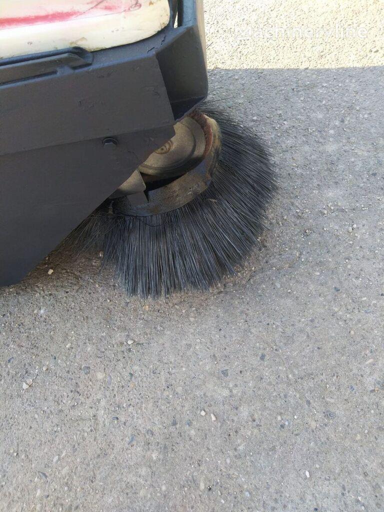 DULEVO scrubber dryer