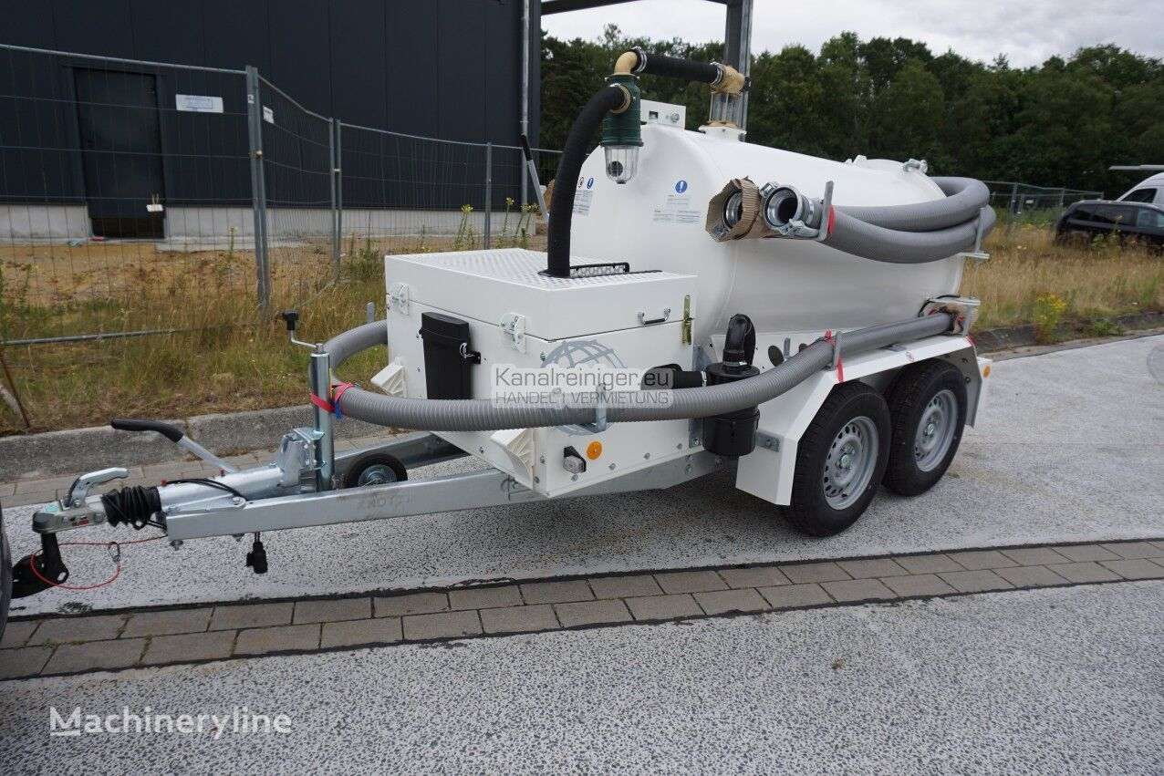 BATTIONI MEC3000  sewer jetter truck