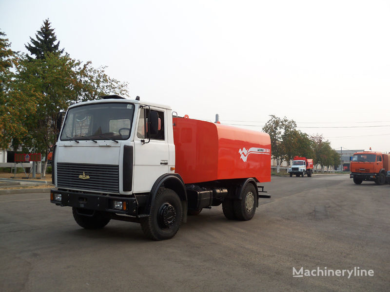 MAZ KO-514-1 sewer jetter truck