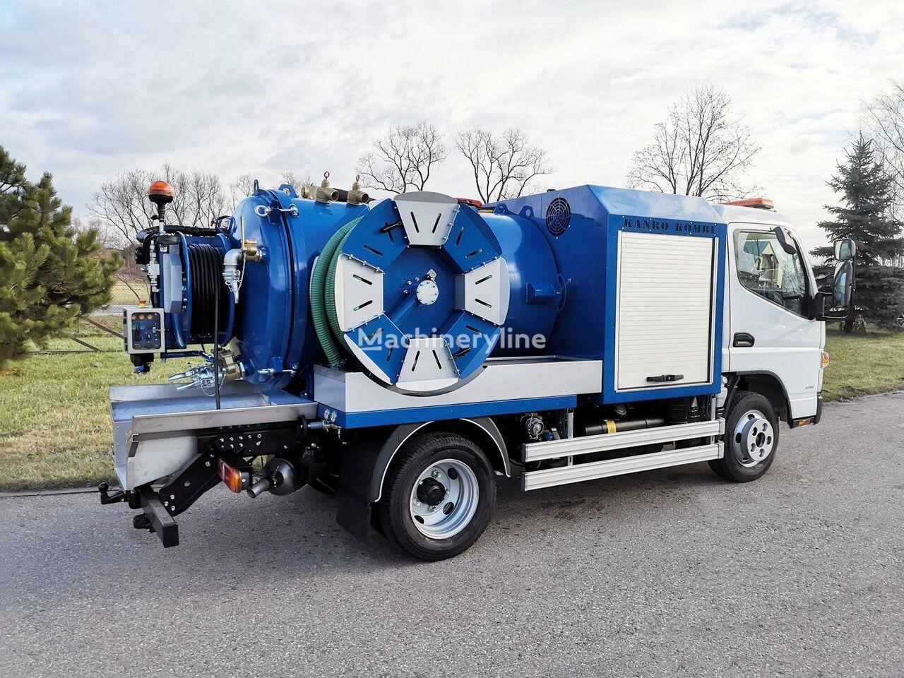 new MITSUBISHI Fuso Canter / Combi 1500 KanRo sewer jetter truck