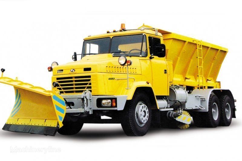 KRAZ 65053 KDM-1522/1521 snowblower