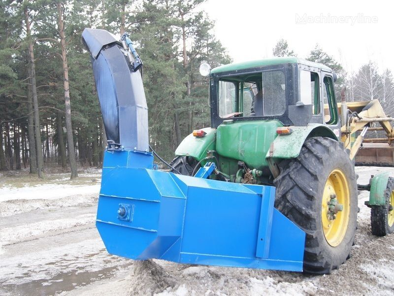 MTZ MK-CR (2.2 i 2.5) snowblower
