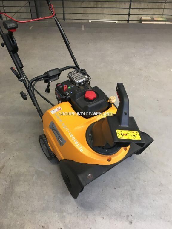 STIGA Snow Prisma  snowblower