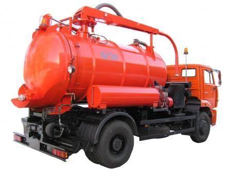 KAMAZ KO-530-25  vacuum truck