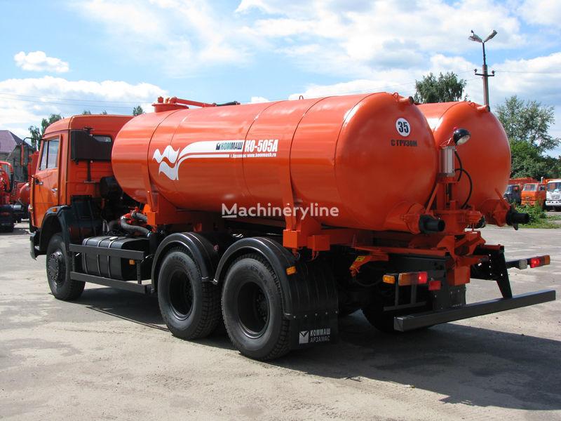 KAMAZ Vakuumnaya mashina KO-505A vacuum truck