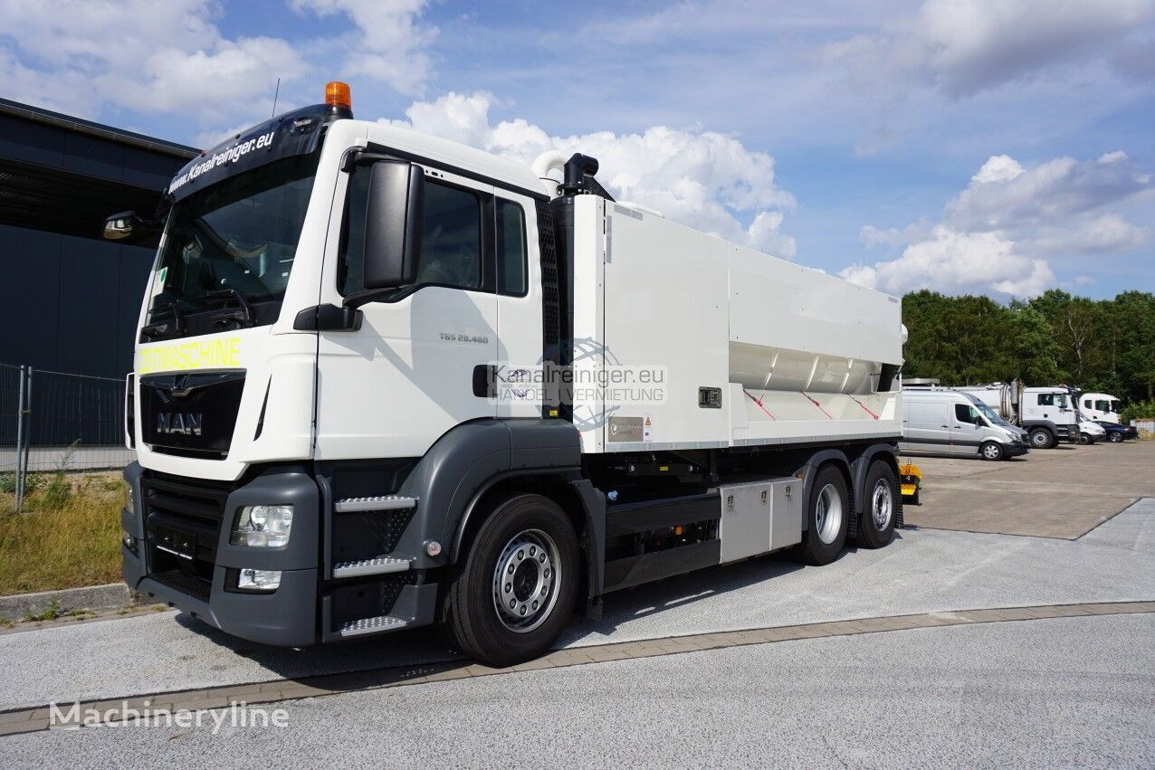 MAN Jurop PR 250 vacuum truck