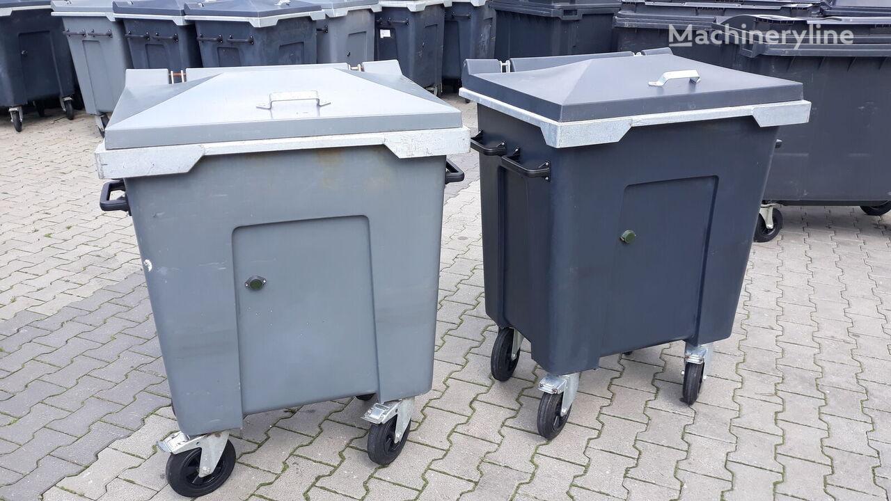 Waste container Abfallbehälter garbage bin konteyner dlya smittya  waste container