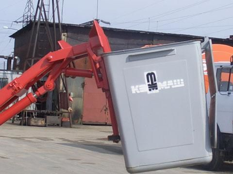 M30-20.00.000  waste container