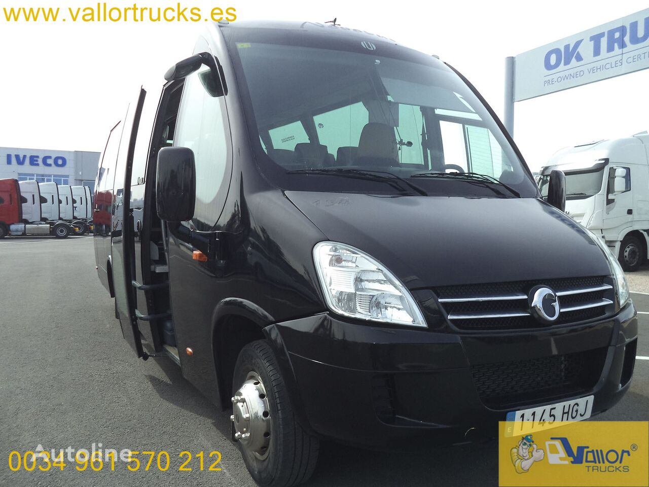 IVECO 70C17 other bus