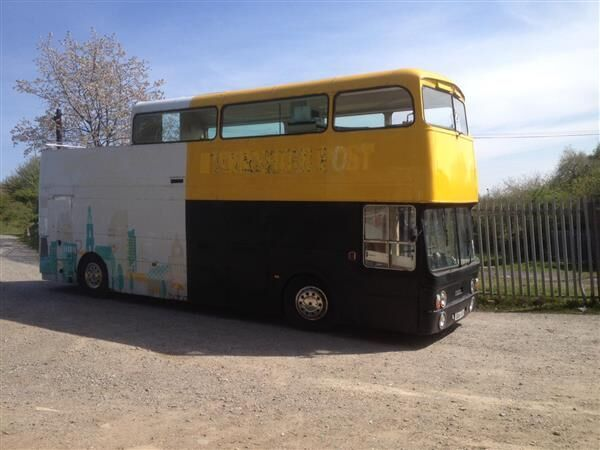 Leyland Atlantean Hospitality bus other bus