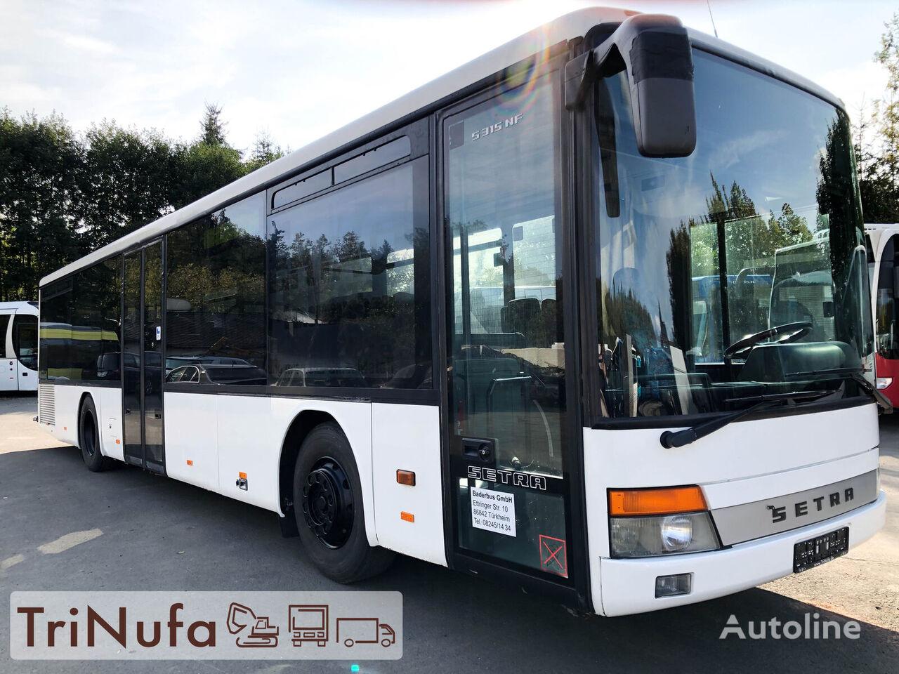 SETRA S 315 NF | Retader | TÜV 07/21 | Rampe  |  other bus