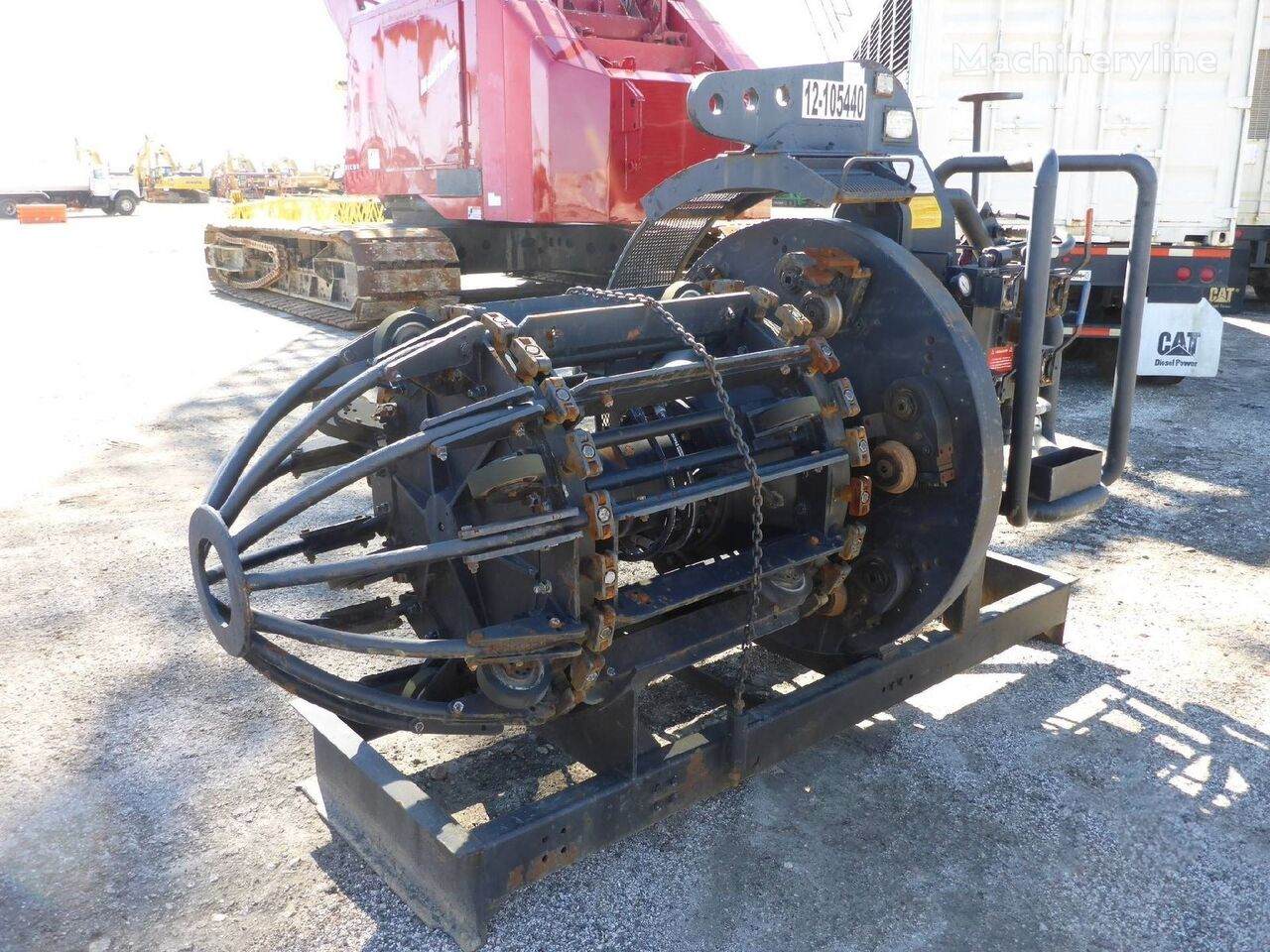 CRC-EVANS Pipe Facing & Beveling Machine other equipment