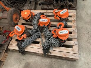 HOIST Kettingtakel / Chain winch - 2000 Kos other equipment