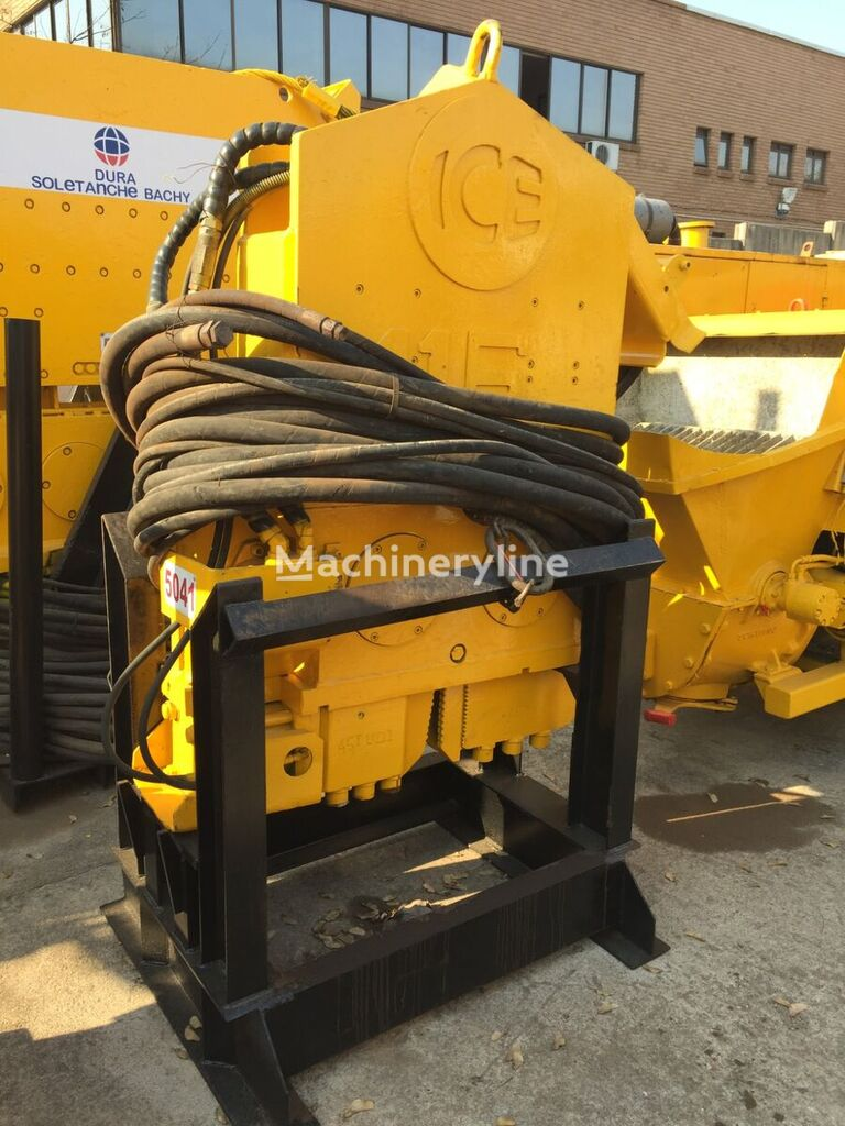 ICE 116 Vibro Compactor other equipment