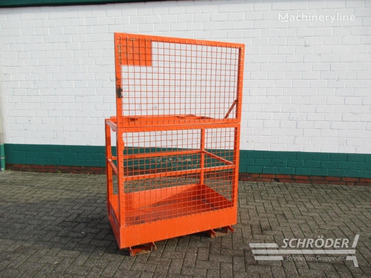 Jabelmann / EURO-Jabelmann Arbeitsbühne V 1500 AB other equipment
