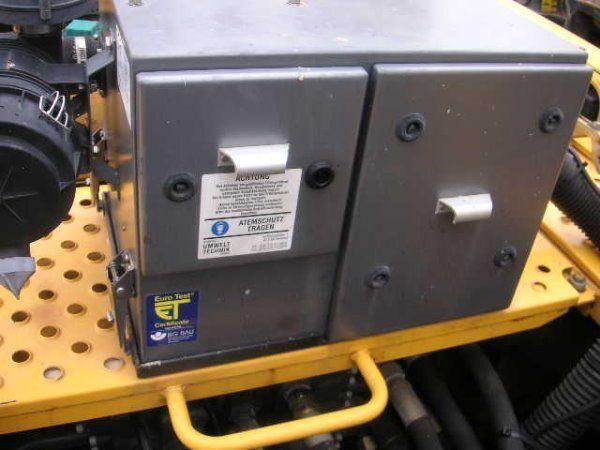 Onbekend Amberg (432)Schutzbelüft. / protective ventilation other equipment