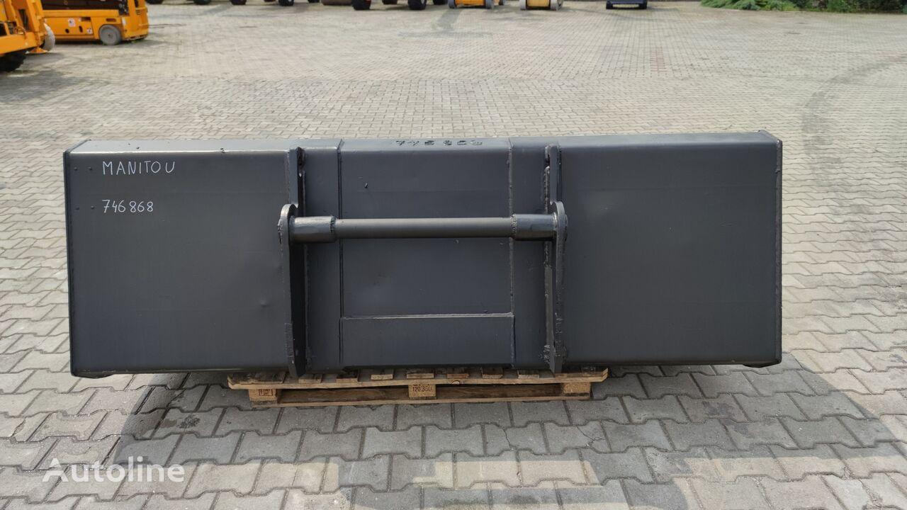 Ładowarki MANITOU 1,5 m3 other equipment