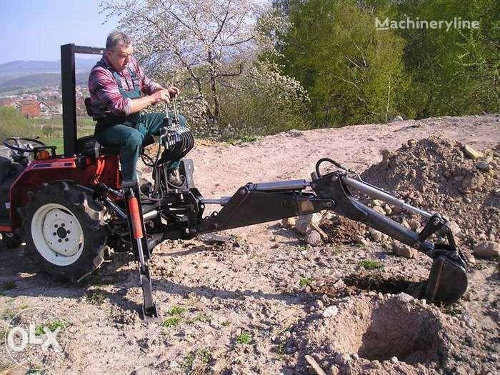 Nakidnaya ekskavatornaya lopata Kovaco other equipment