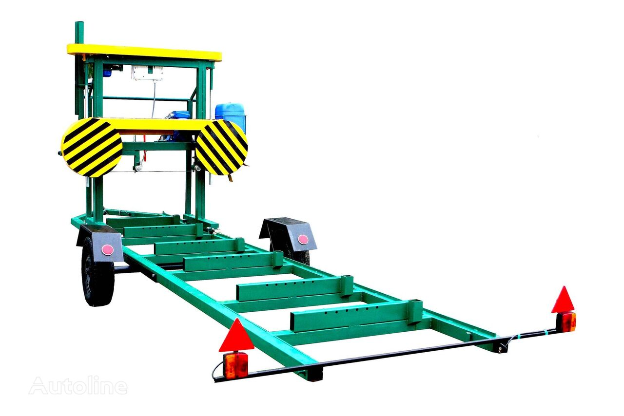 new OCCASION! UE Delivery Free! Mobile Certificated Band Sawmill Sam sawmill