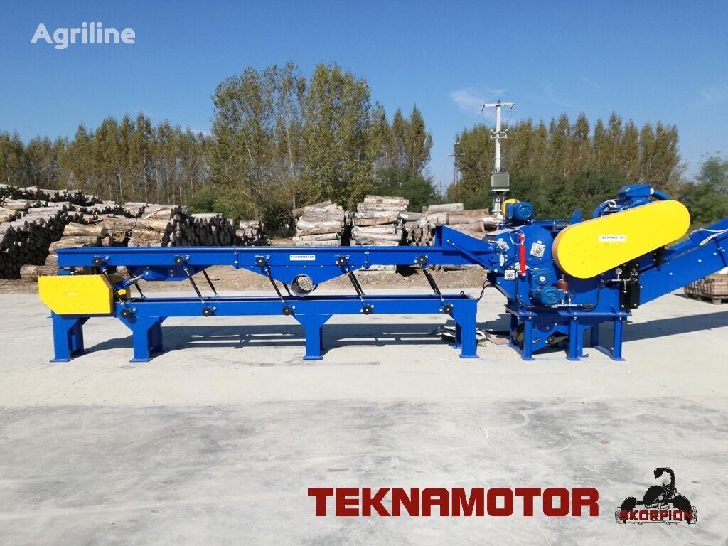 new TEKNAMOTOR Skorpion 500EB sawmill