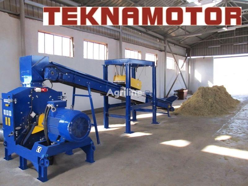 new TEKNAMOTOR Skorpion 800 sawmill