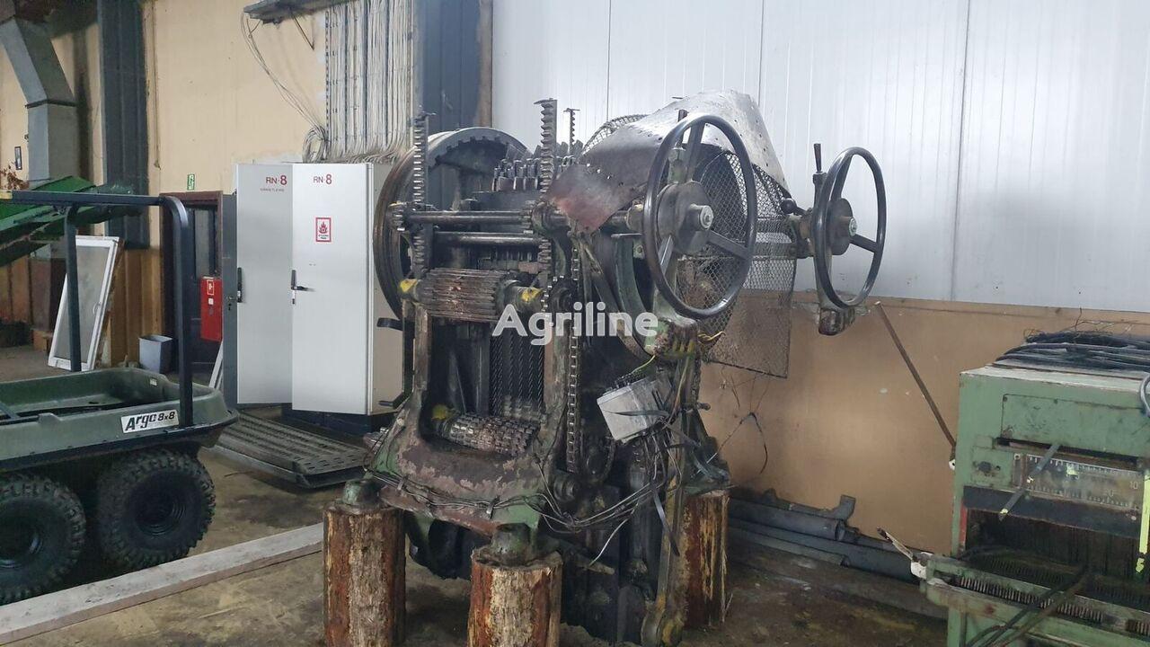 Trak Bydgoski GKT 60/F z ostrzałką Maulemn MAPF sawmill