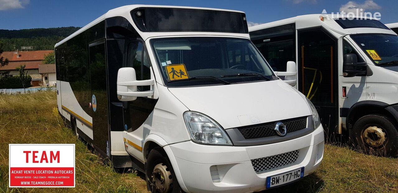 IVECO APTINEO LE avec PMR planché bas school bus
