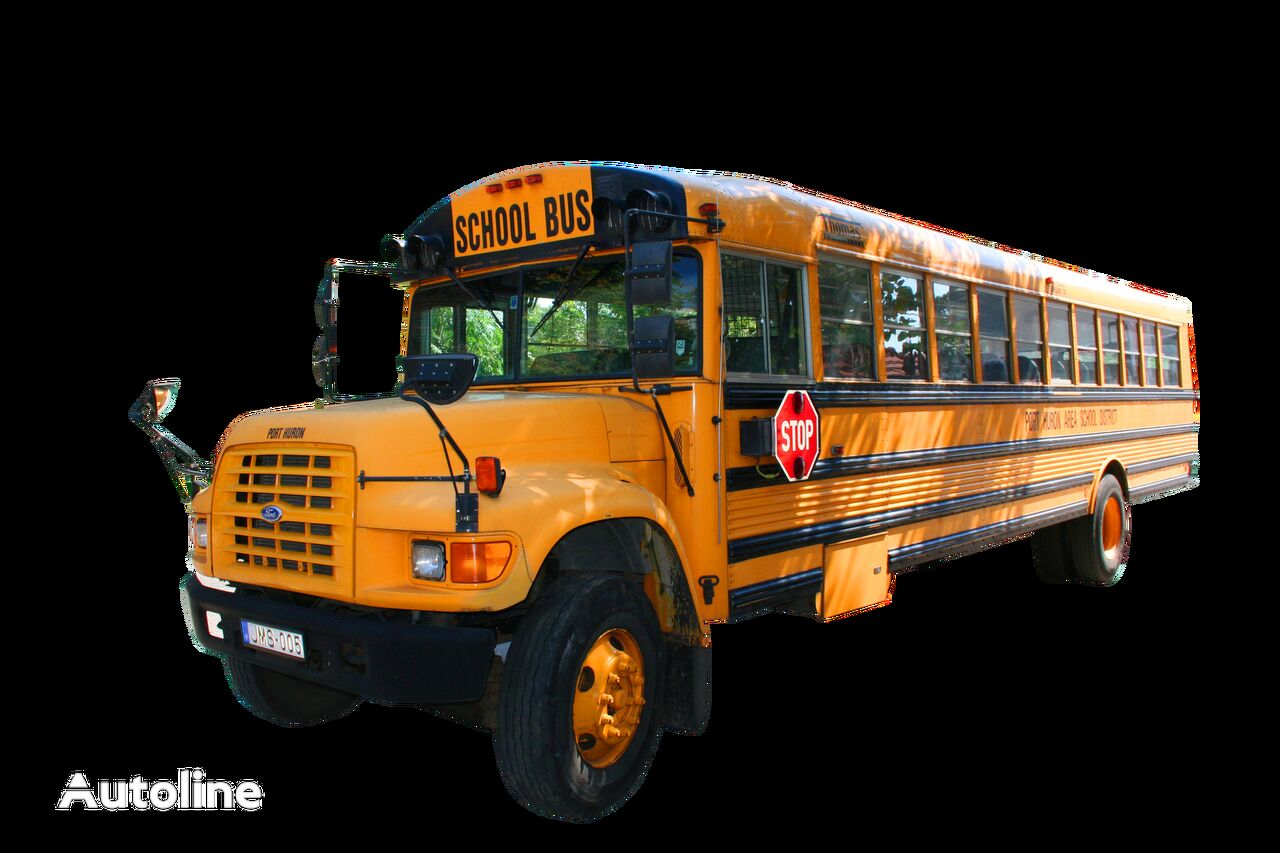 FORD B 800 Thomas school bus