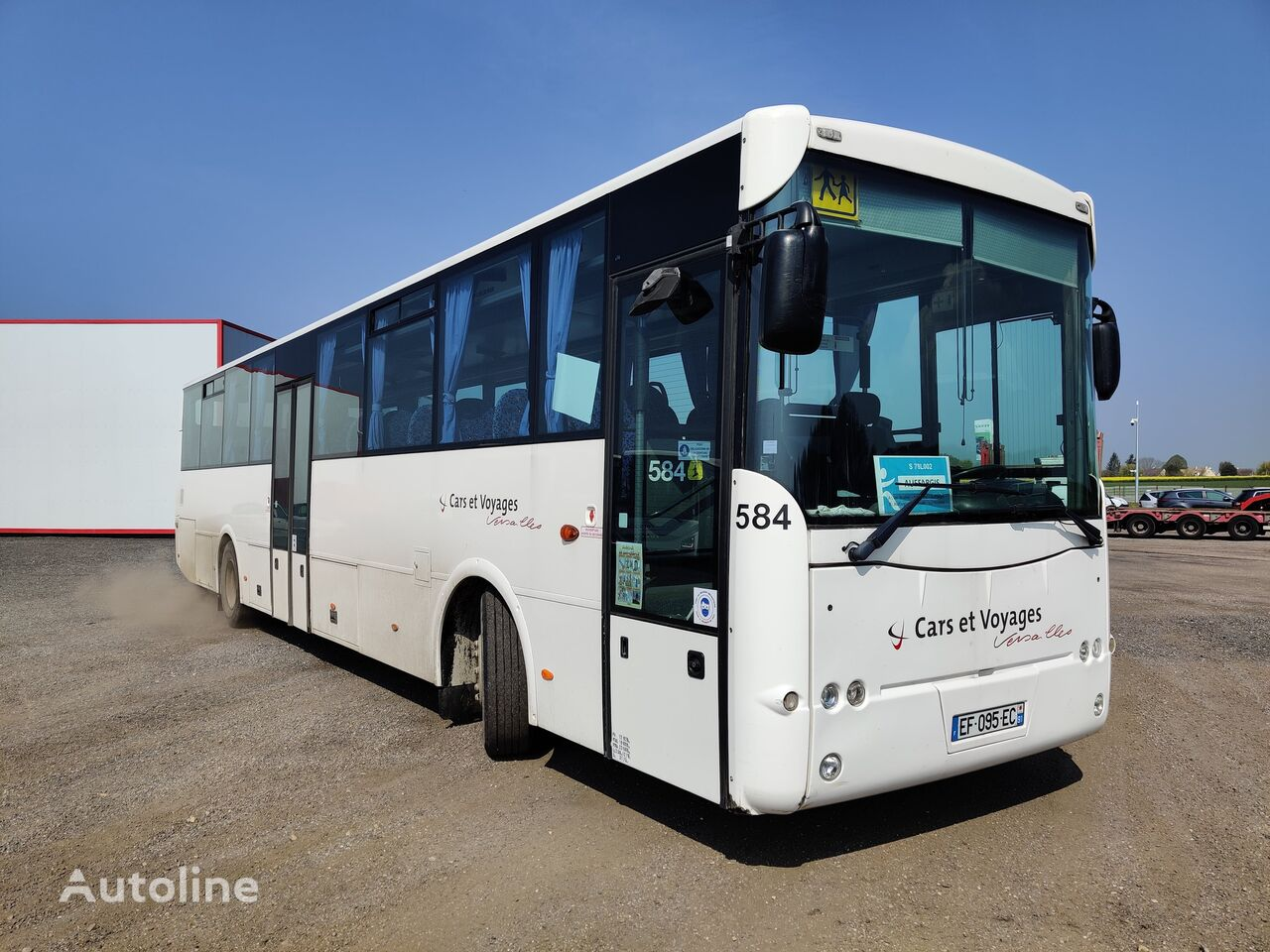 MAN A91  school bus