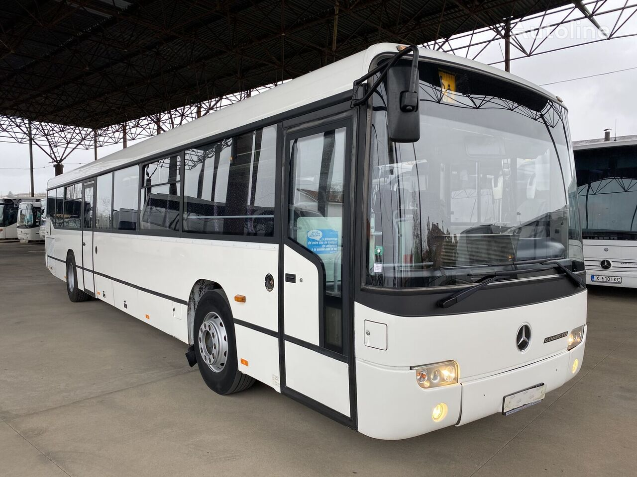 MERCEDES-BENZ O 345 UL school bus