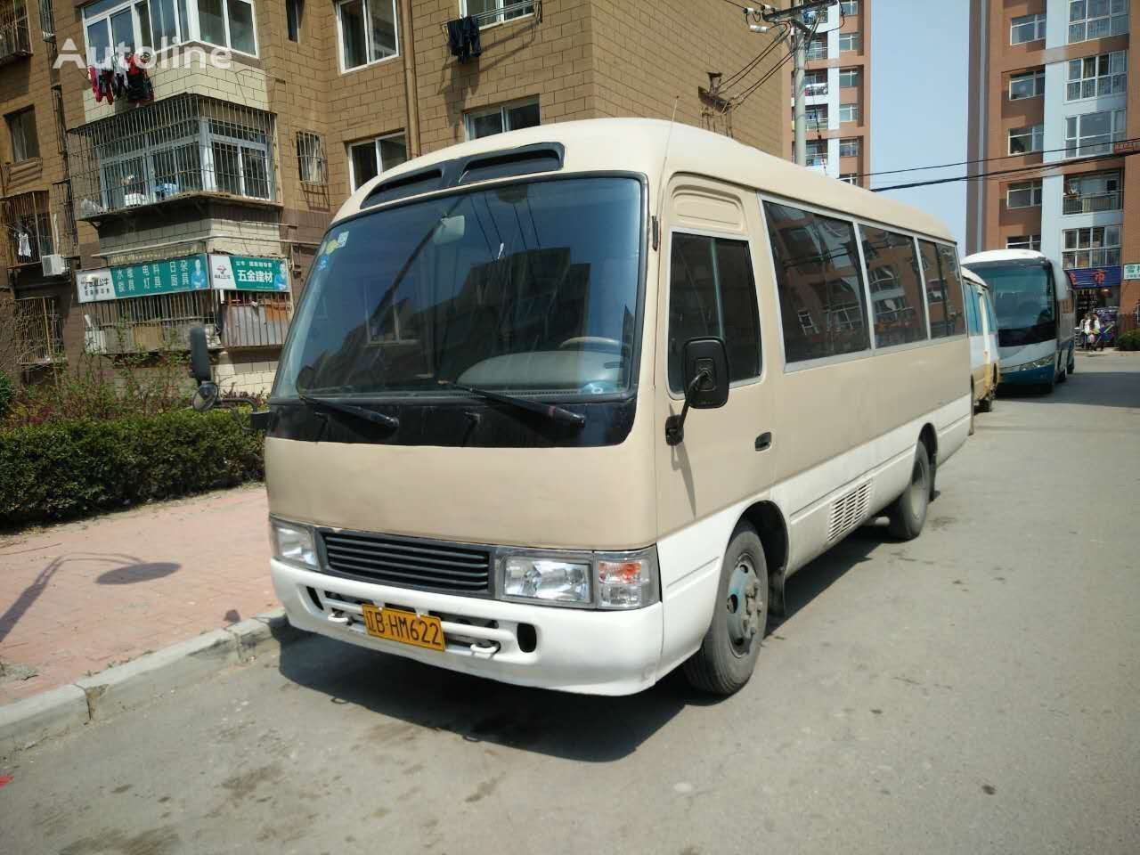 TOYOTA Coaster school bus