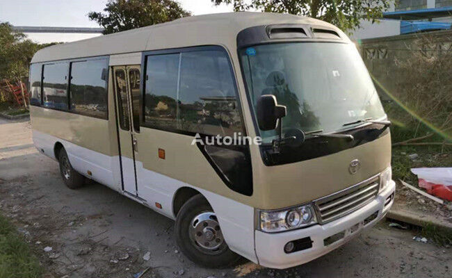 TOYOTA Coaster 2015 / CHEAP PRICE / HOT SALES / 1 Year For Warranty school bus