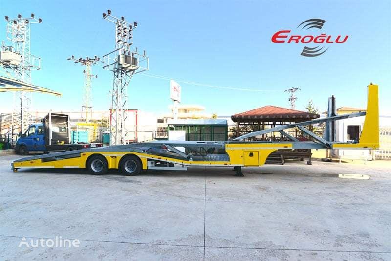 EROGLU Caddy car transporter semi-trailer