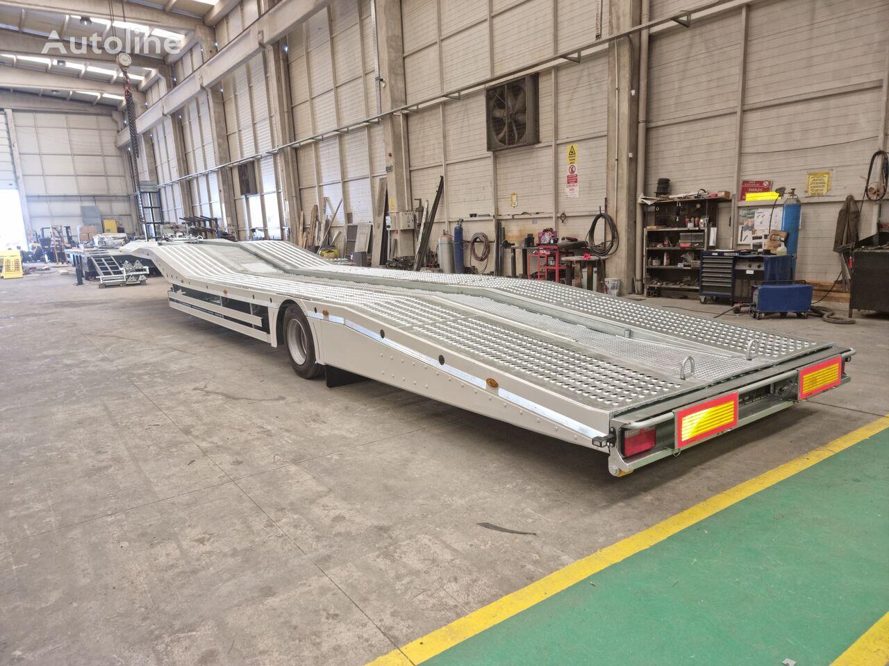 new EROGLU Caravan Carrier  car transporter semi-trailer