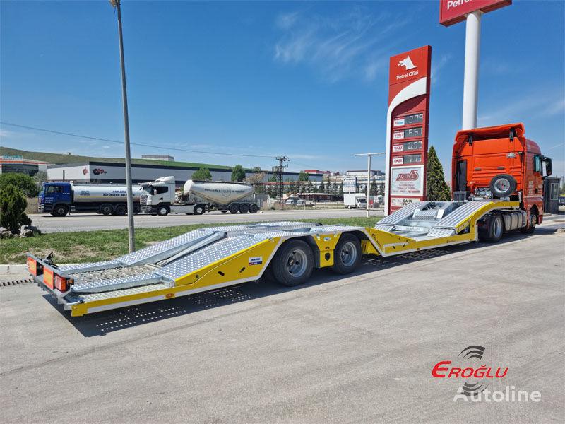 new EROGLU Martin car transporter semi-trailer