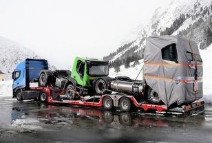 new FGM 26 car transporter semi-trailer