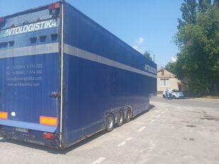 KASSBOHRER SP9-16CVT car transporter semi-trailer