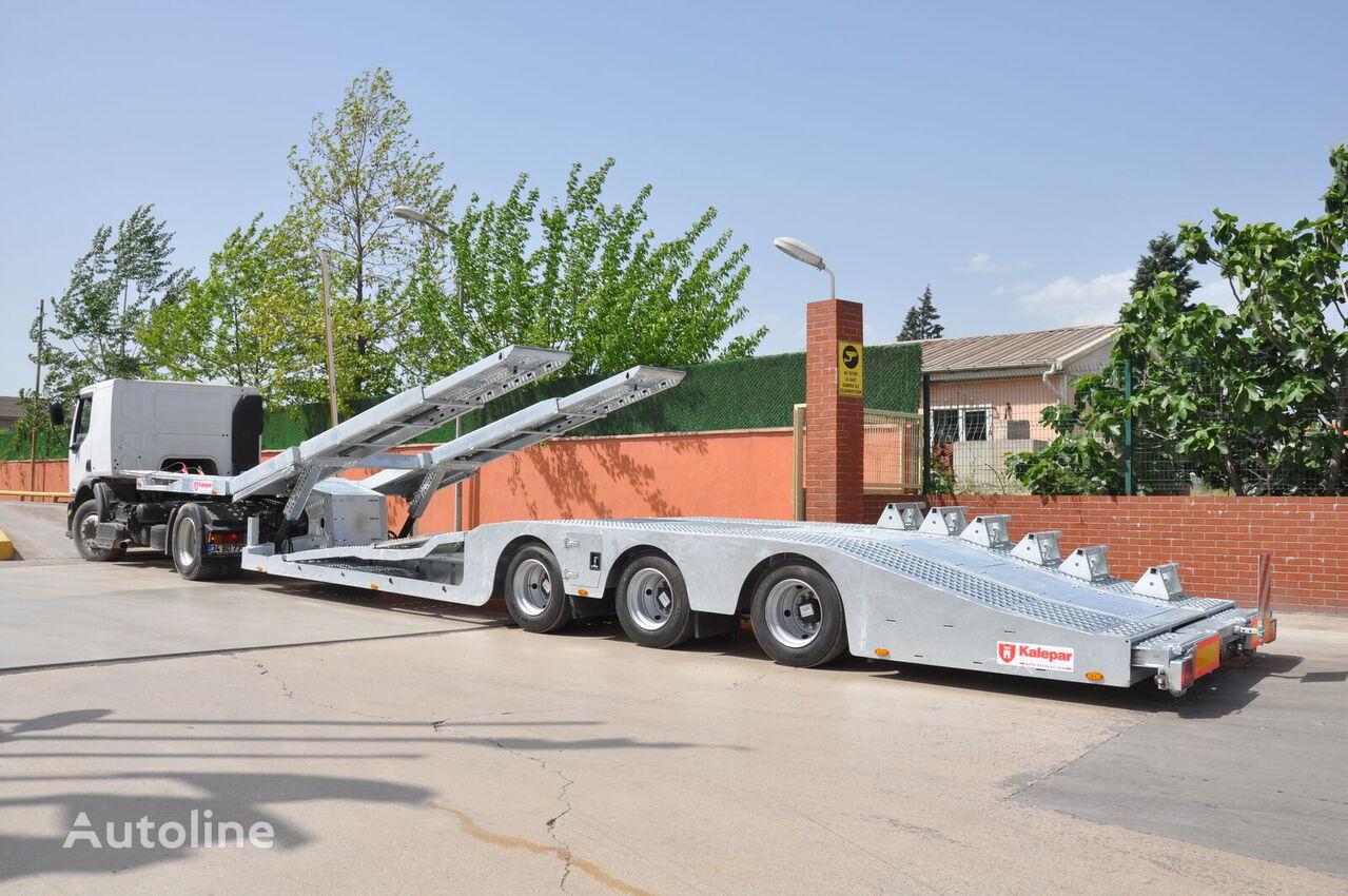 new Kalepar KLP 334V3 TRUCK CARRIER car transporter semi-trailer