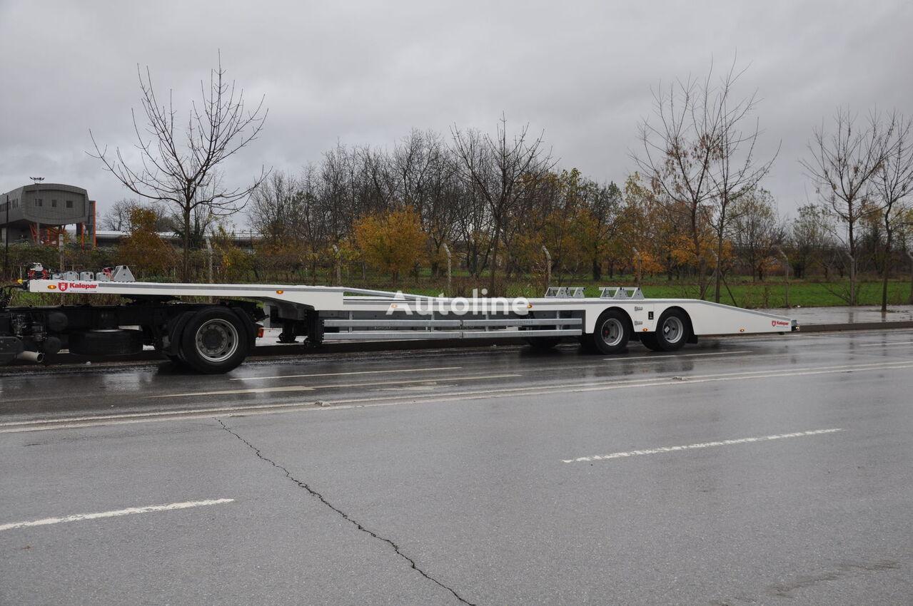 new Kalepar KLP228v3 CAR CARRIER car transporter semi-trailer