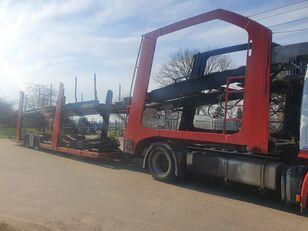 LOHR Eurolohr 1.23 car transporter semi-trailer