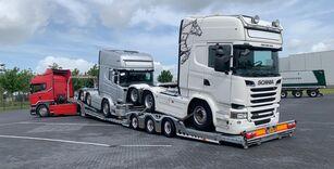 new Ozsan Trailer Truck Carrier TC-330 PROMAX car transporter semi-trailer