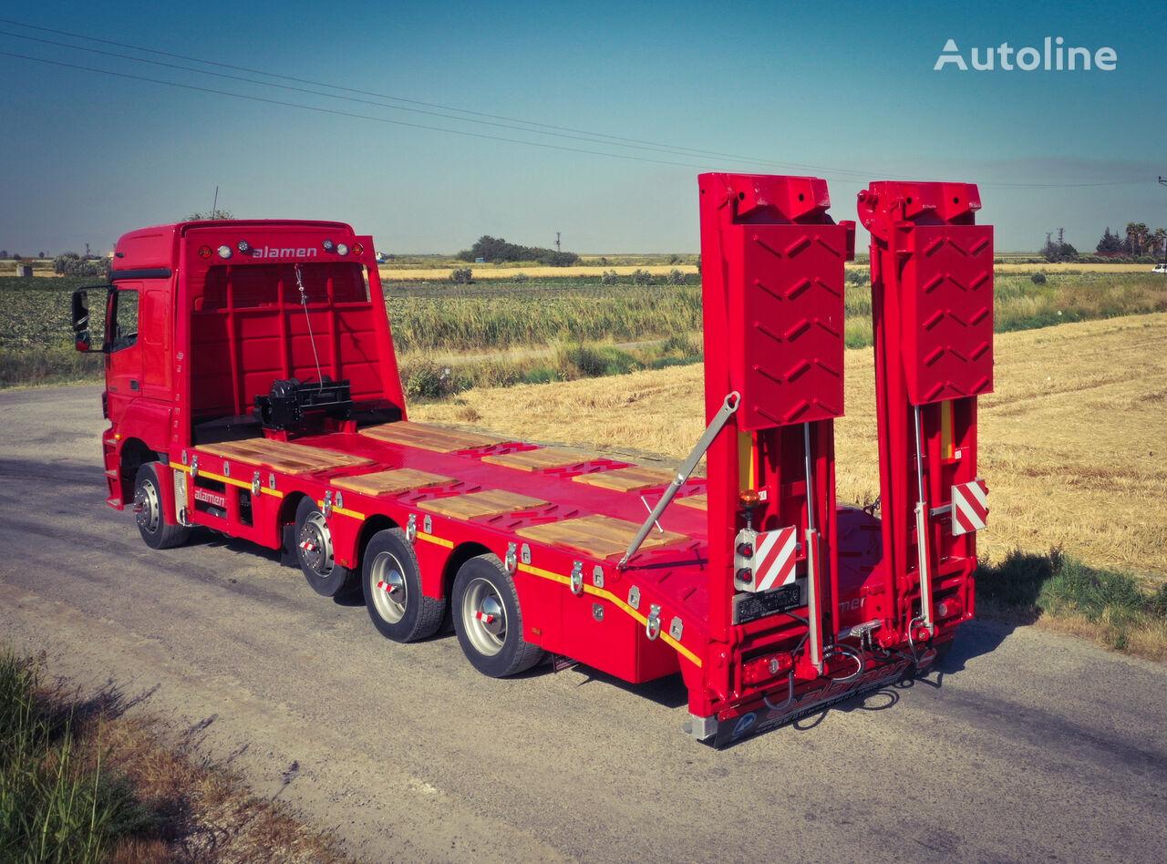 new ALAMEN ANY SUPERSTRUCTURE car transporter semi-trailer