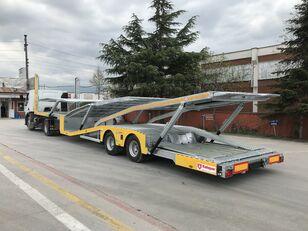 new Kalepar KLP 228V6 CAR CARRIER car transporter semi-trailer