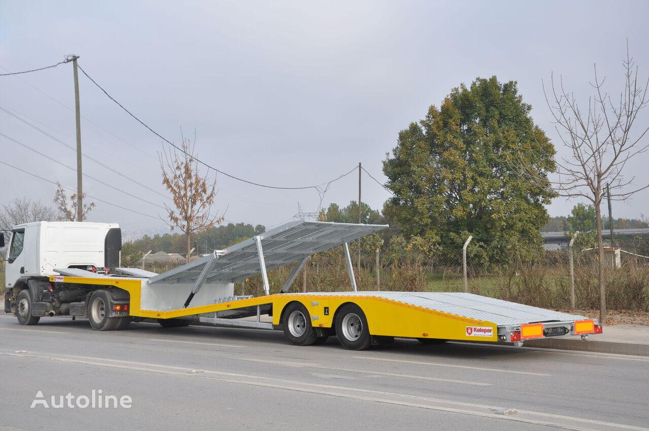 new Kalepar KLP228v4 CAR CARRIER car transporter semi-trailer