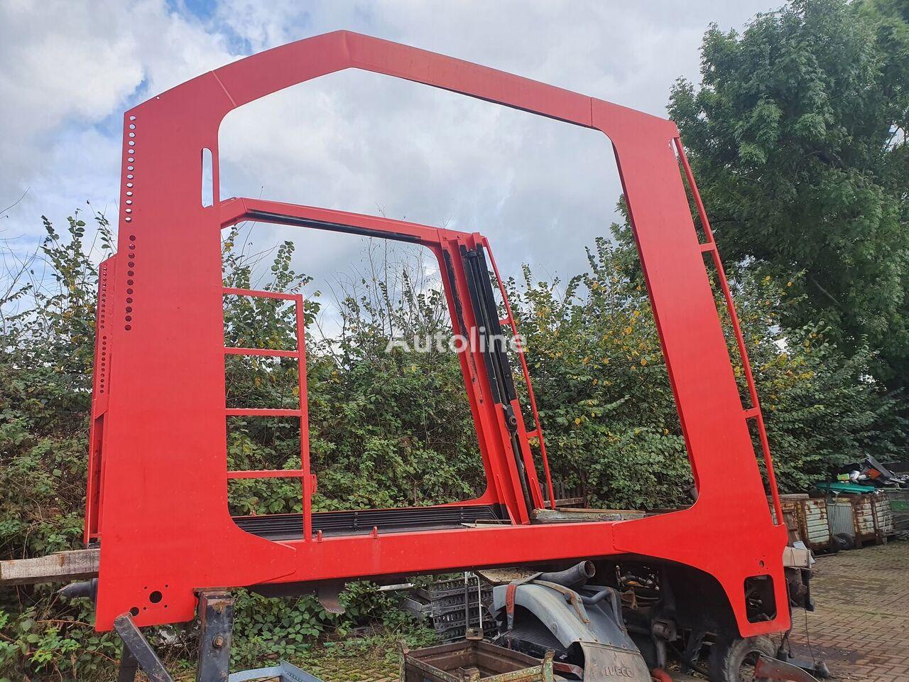 LOHR EUROLOHR  car transporter semi-trailer