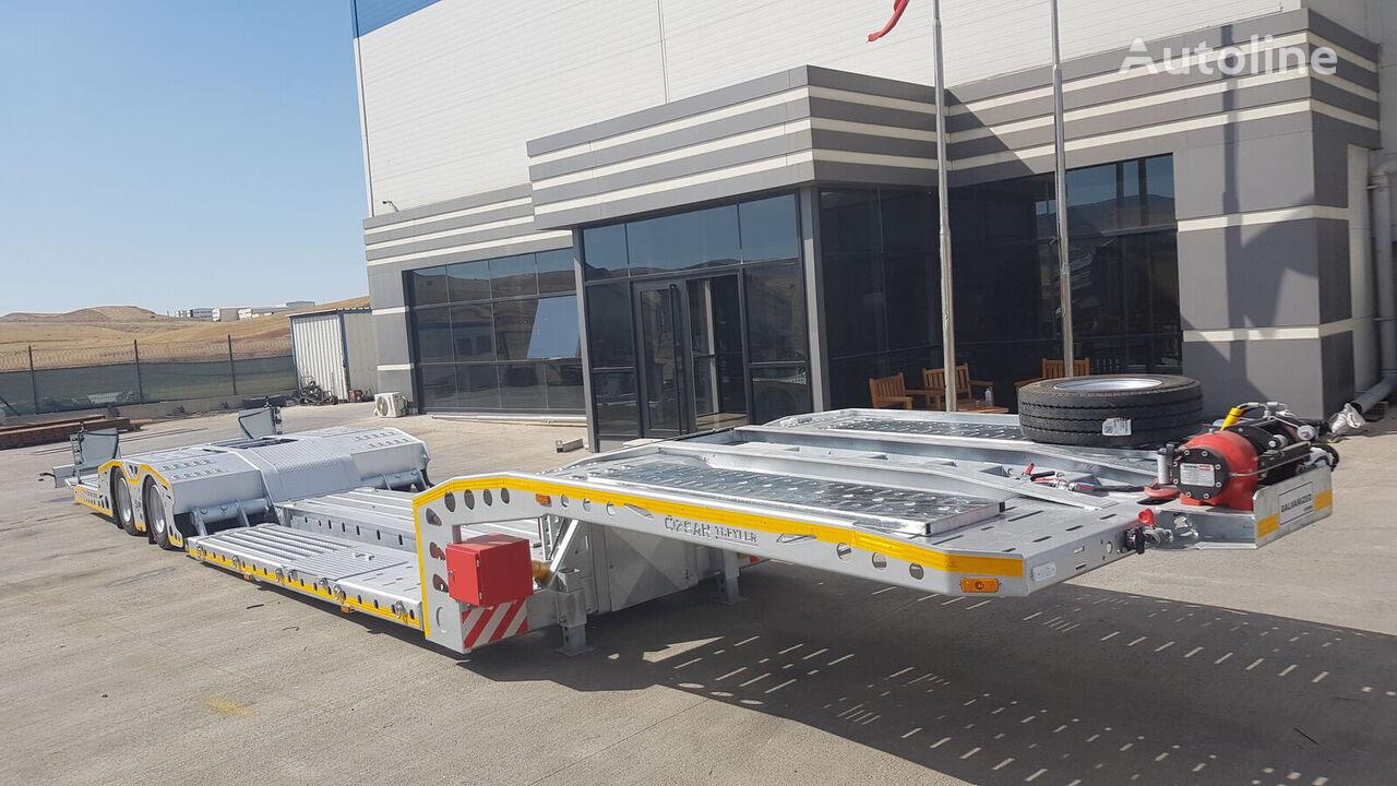 new Ozsan Trailer 2 AXLE VEGA TRUCK CARRIER car transporter semi-trailer