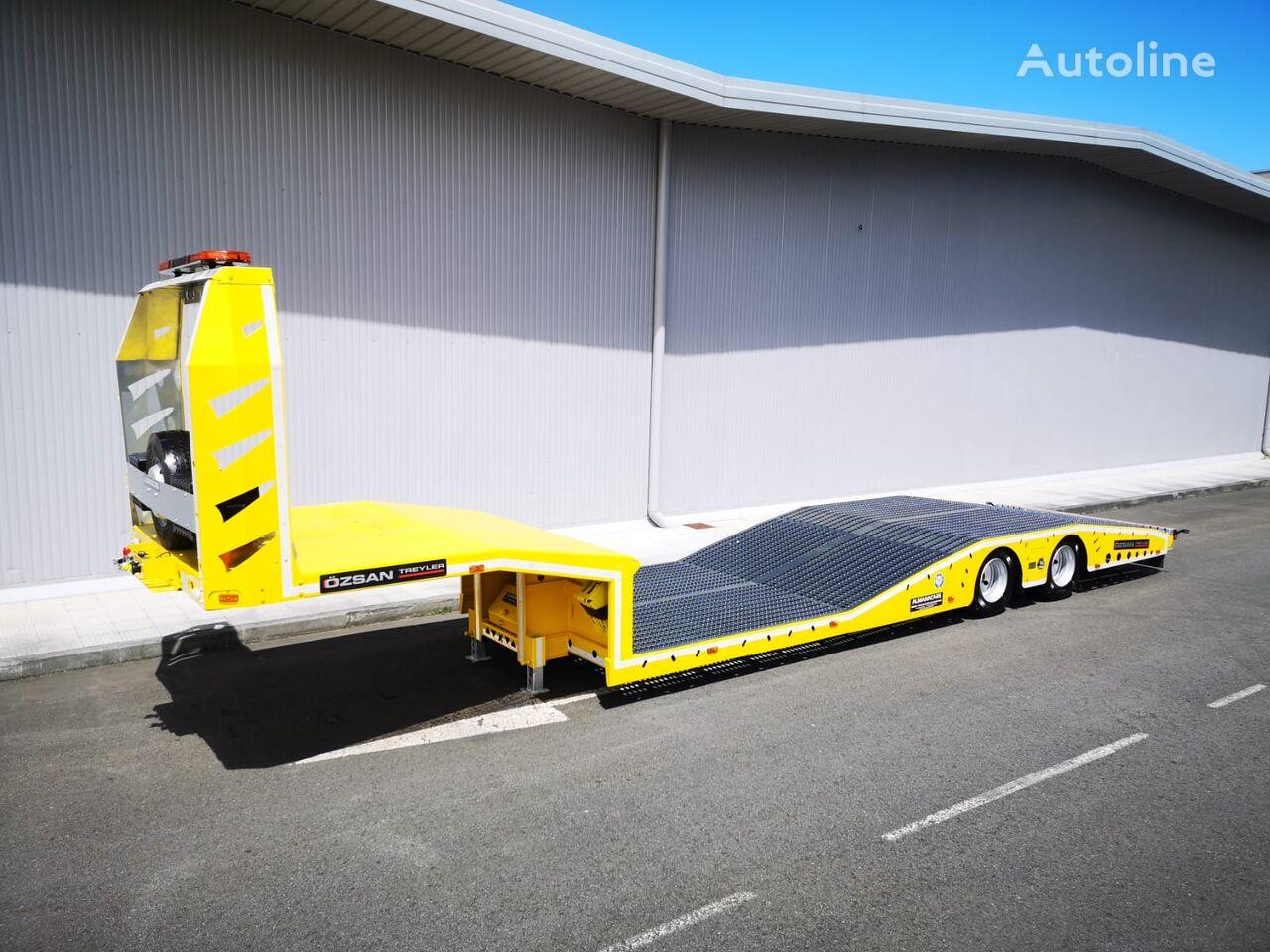 new Ozsan Trailer ARLA car transporter semi-trailer
