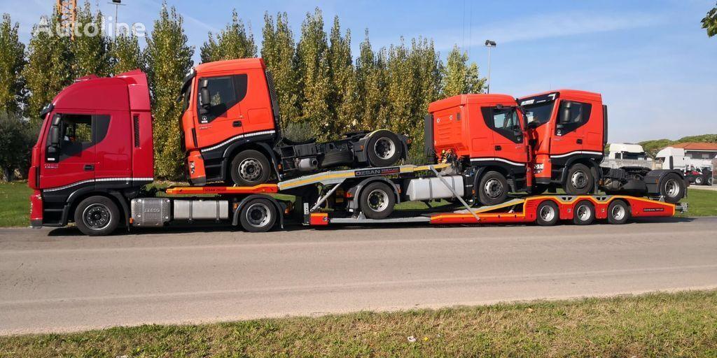 new Ozsan Trailer CLASSIC TRUCK CARRIER car transporter semi-trailer