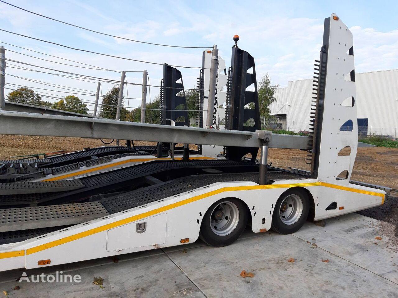 Ozsan Trailer MRYL2 car transporter semi-trailer